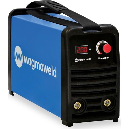 Magmaweld Kaynak M Akinesi Megastıck Inverter 200A