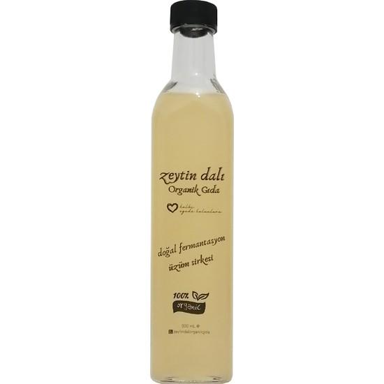 Zeytindalı Fermantasyon Üzüm Sirkesi 500 ml