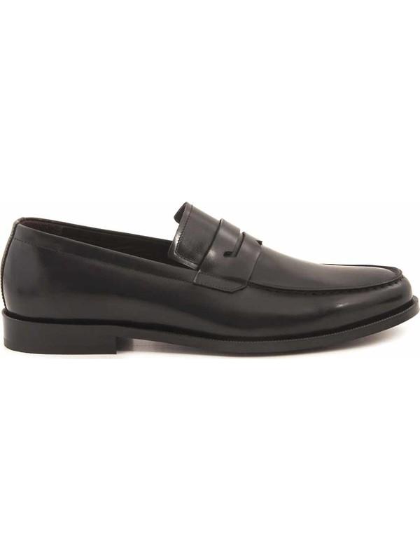 Mocassini Deri Erkek Klasik Ayakkabı 718