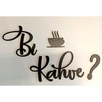 Ferman Hediyelik Dekoratif Bi Kahve