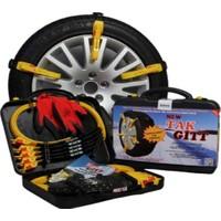 Blueoto Bmw F30 16-17-18-19 Çelik Jant Uyumlu Araca Özel Tak Gitt Kar Paleti Kar Zinciri Tak Git Atkı, Bere ve Eldiven Hediyeli