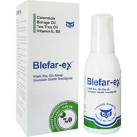Blefar-ex Çay Ağacı Yağı Içeren Göz Çevresi ve Yüz Yıkama Jeli 100 ml