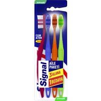 Signal Premium Action 3+1 Diş Fırçası