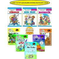 1. Sınıf Hızlı Okuma + Oku Anla Cevapla + Rengarenk 5'li Hikaye Seti