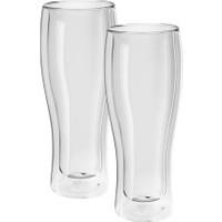 Zwıllıng 395002140 Çift Camlı 2li Bira Bardağ