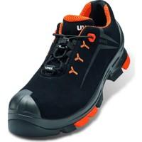Uvex Sesam 6508 S3 Src İş Ayakkabısı Siyah