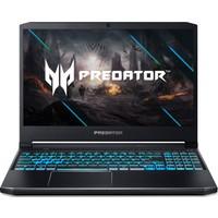 "Acer Predator Helios 300 PH315-53 Intel Core i5 10300H 16GB 512GB SSD RTX2060 Freedos 15.6"" FHD Taşınabilir Bilgisayar NH.Q7YEY.002"