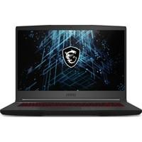 "MSI GF65 Thin 10UE-015XTR Intel Core i5 10200H 16GB 512GB SSD RTX3060 Freedos 15.6"" FHD Taşınabilir Bilgisayar"
