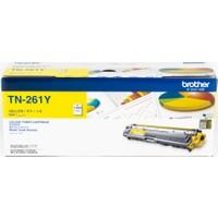 BROTHER TN-261Y Sarı Toner (1400 Sayfa)