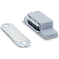 OEM Sineklik Mıknatısı | Gümüş Gri (Ral 7001) x 25 'li