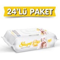 Sleepy Sensitive Islak Havlu Mendil 90 x 24'lü 2160 Yaprak