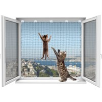 Winblock Pets Balkonlar Için Kedi Güvenli Ağı 150 x 200 cm