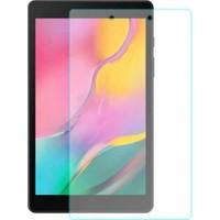 Fibaks Samsung Galaxy Tab A 8.0 SM-T290/T295/T297 Ekran Koruyucu Nano Esnek Flexible 9h Micro Temperli Kırılmaz Cam