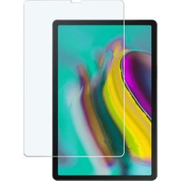 "Fibaks Samsung Galaxy Tab A SM-T510/T515/T517 10.1"" Ekran Koruyucu Nano Esnek Flexible 9h Micro Temperli Kırılmaz Cam"