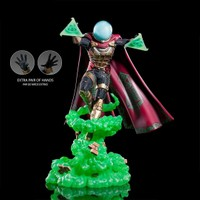 Iron Studios Marvel Spider Man : Far From Home - Mysterio Bds Deluxe Figür