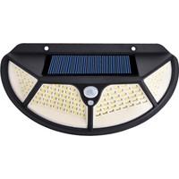 Mbw Solar Duvar Lambası 102 LED Hareket Sensörü Güneş Işığı 102 LED (Yurt Dışından)