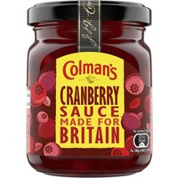 Colman's Cranberry Sauce Kızılcık Sosu 165 gr