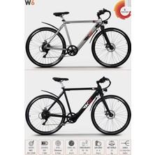 Rks W6 Elektrikli Bisiklet - Gri