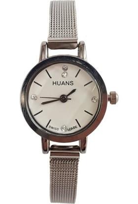 Huans 8691020302450 Kadın Kol Saati