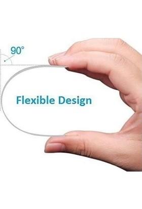Fibaks LG K50S Ekran Koruyucu Nano Esnek Flexible Micro Temperli Cam