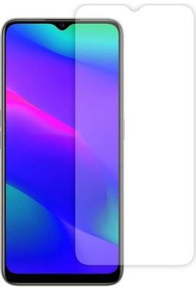 Fibaks Xiaomi Redmi 9A Ekran Koruyucu 9H Temperli Cam Sert Şeffaf
