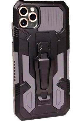 Sunix Sunix Iphone 12 6.1inç Tank Kapak Gri Gri