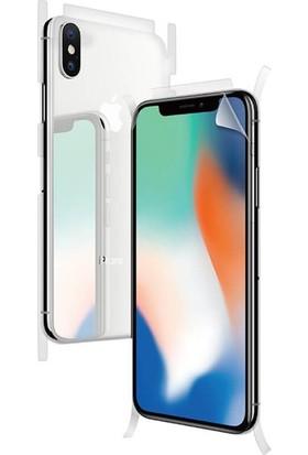 Sunix Sunix Iphone 8 Plus Platinium Fullbody 360 Tam Kaplayan Ekran Koruyucu Cam Şeffaf