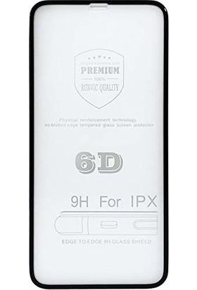 Sunix Sunix Iphone 8g 6d Temperli Ekran Koruyucu Cam Beyaz Şeffaf
