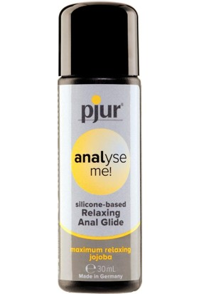 Pjur Relaxing Silikon Anal 30 ml Jel