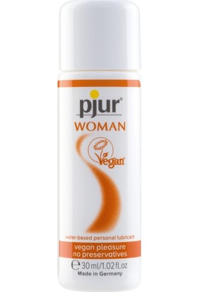 Pjur Woman Vegan 30 ml Jel