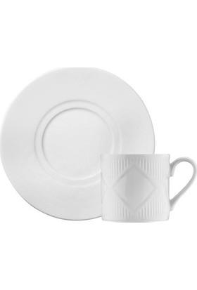Kütahya Porselen 12 Parça Kahve Fincan Seti