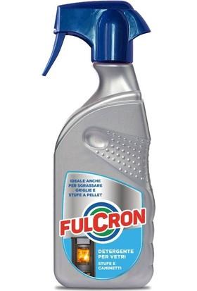 Arexons Fulcron Şömine-Fırın-Barbekü-Damlumbaz & Soba Cam Temizleyici 500 ml