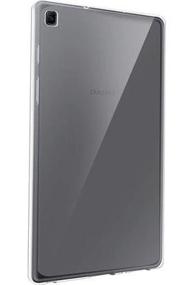 Gpack Samsung Galaxy Tab A7 10.4 2020 Sm T 500 Kılıf Silikon Koruma Şeffaf