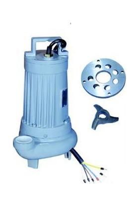 Sumak Sbrt 75/2-P Özel Bıçaklı Foseptik Pompa