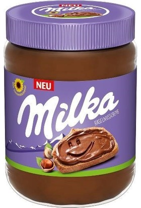 Milka Haselnusscreme 600 gr