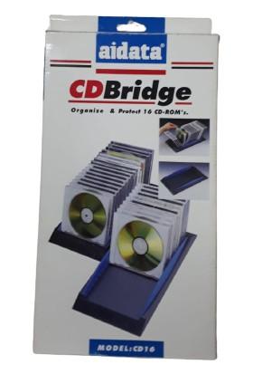 Aidata CD16 CD Organizer