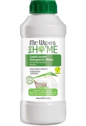 Farması Mr. Wipes Beyazlar Için Sıvı Çamaşır Deterjanı 1000 ml