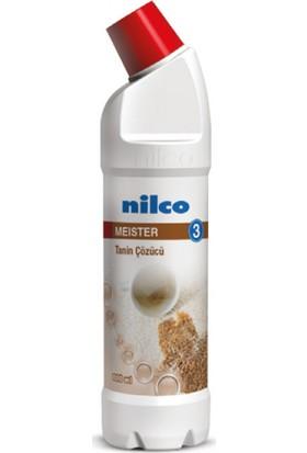 Nilco Meister 3 ( Tanin Çözücü ) 800 ml