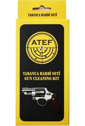 Atef 9 mm 7.65 mm Tabanca Harbi Takımı