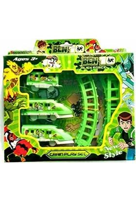 Ysn Toys Hediyelik Süper Mini Tren Seti