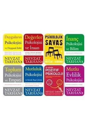Prof. Dr. Nevzat Tarhan 8 Kitaplık Psikoloji Serisi Set