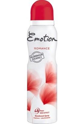 Emotion Romance Kadın Deodorant Sprey 150 ml