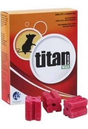 Titan Wax Mum Blok Fare Zehiri