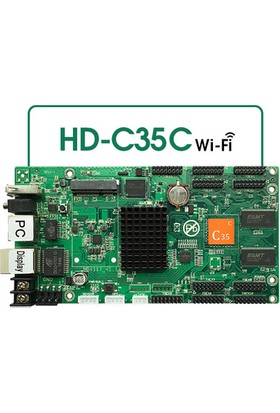 WOW Teknoloji Huidu HD-C35C Wi-Fi Kontrol Kart