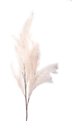 Deko Home Şöğüt Çiçeği Pudra Pembe 110 cm