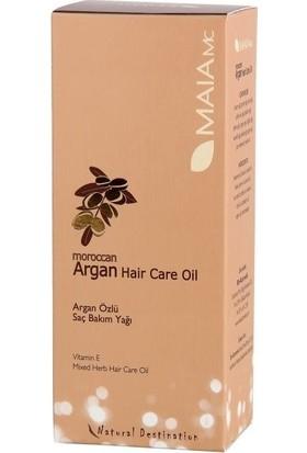 Maia Argan Özlü Saç Bakım Yağı 120 ml