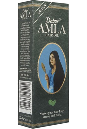 Dabur Amla Arap Saç Bakım Yağı 200 ml