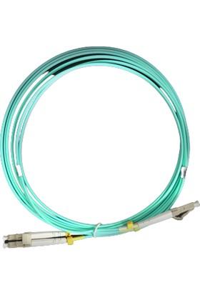 Canovate Fiber Optik Patch Kablo Lc Dubleks mm 3mt Aqua Patch Cord