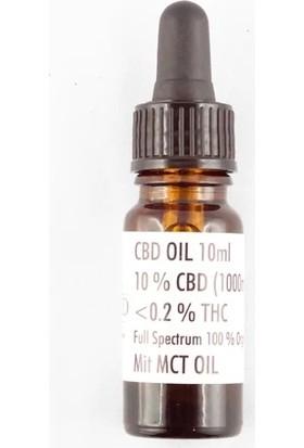 Enhanced Cbd Yağ 10 ml