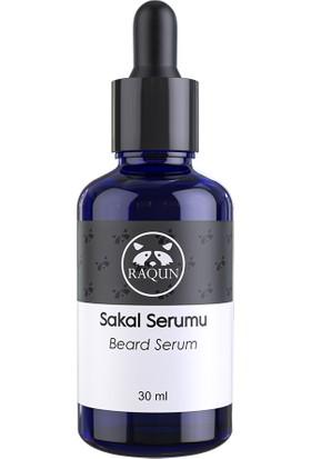 Raqun Doğal & Organik Içerik Sakal Serumu 30 ml